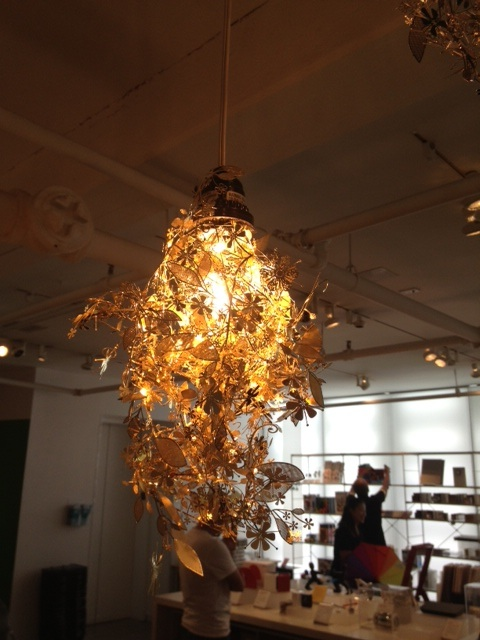 Garland Shade Light By Tord Boontje